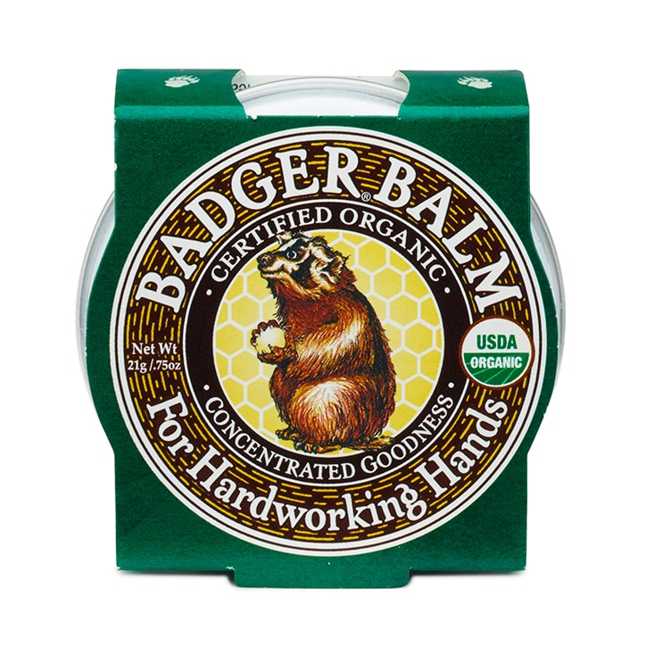 Badger Mini Hardworking Hands Balm 21g