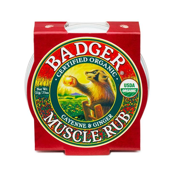 Badger Mini Muscle Rub 21g