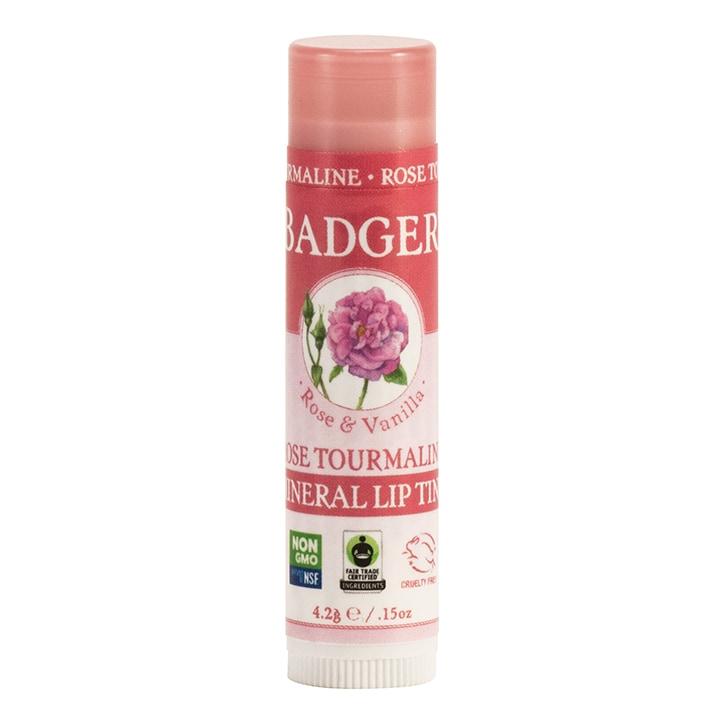 Badger Rose Tourmaline Lip Tint