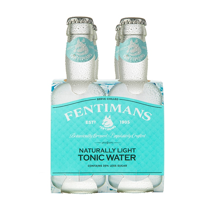 Fentimans Light Tonic Water - Multi Pack