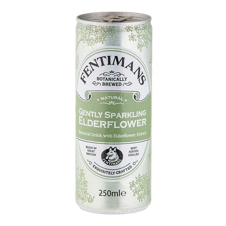 Fentimans Gently Sparkling Elderflower - Can 250ml