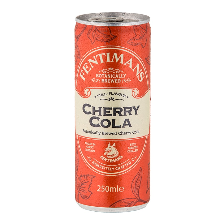 Fentimans Cherry Cola - Can 250ml