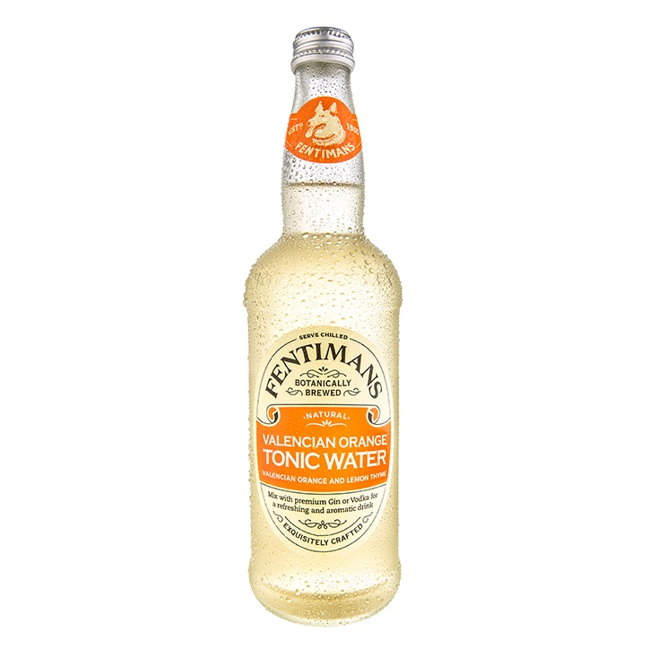 Fentimans Valencian Orange Tonic Water 500ml