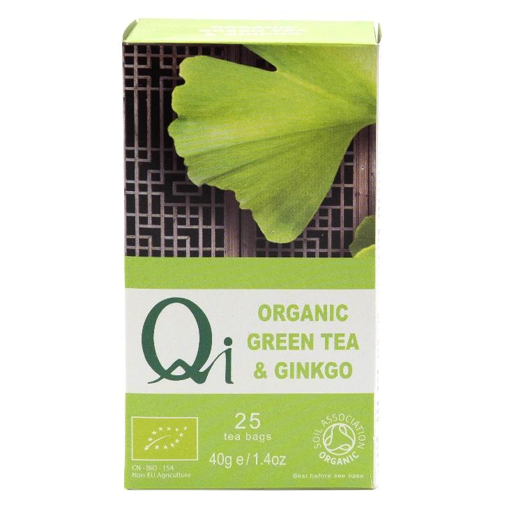 Herbal Health Green Tea & Ginkgo 25 Bags