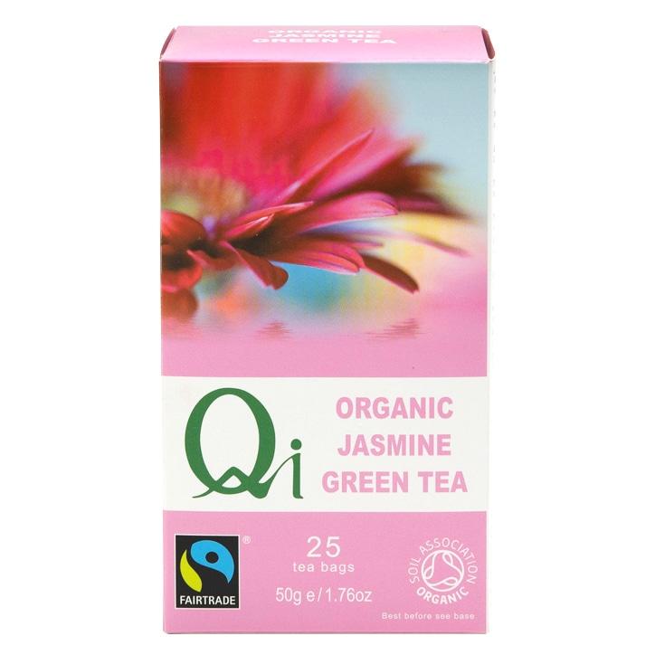 Herbal Health Jasmine Tea - Organic & Fairtrade 25 Bags