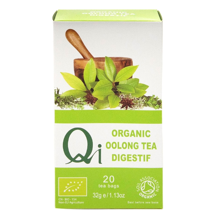 Herbal Health Digestif Oolong Tea - Organic 20 Bags