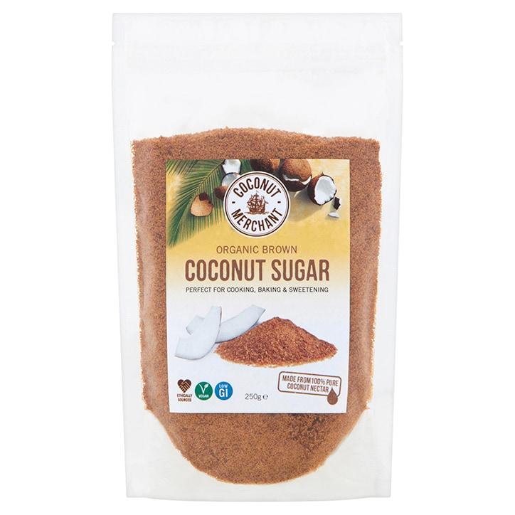 Coconut Merchant Organic Coconut Sugar 250g