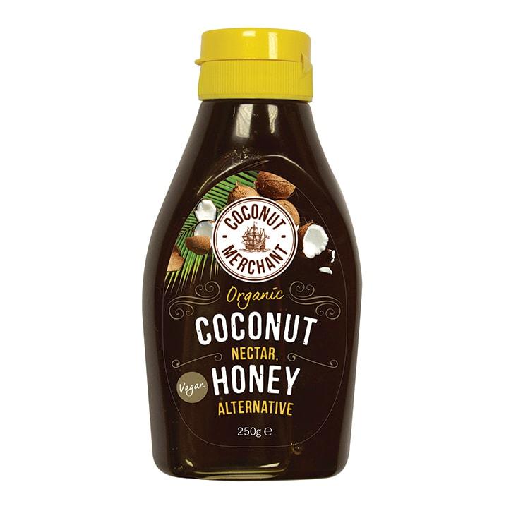 Coconut Merchant Organic Vegan Squeezy Nectar 250g