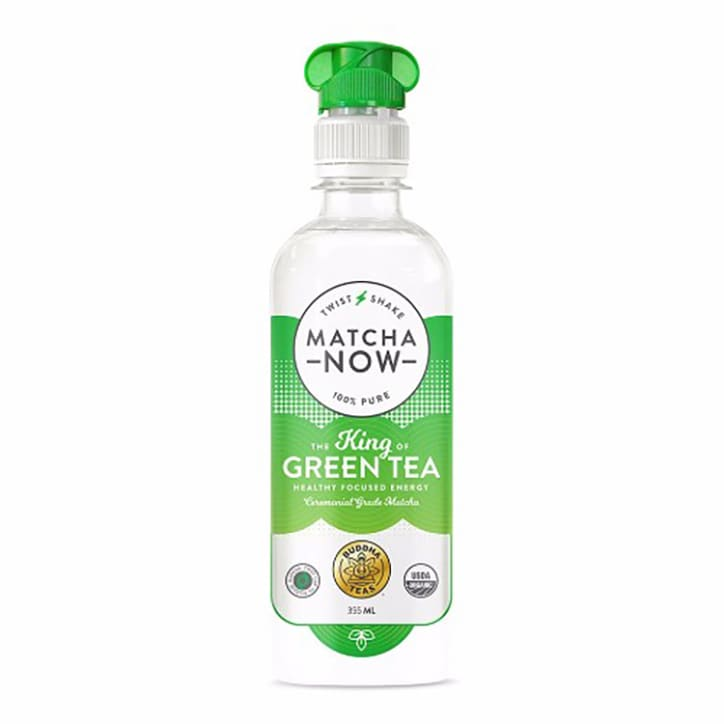 Matcha Now 100% Pure Organic Ceremonial Grade Matcha - Rtd 355ml