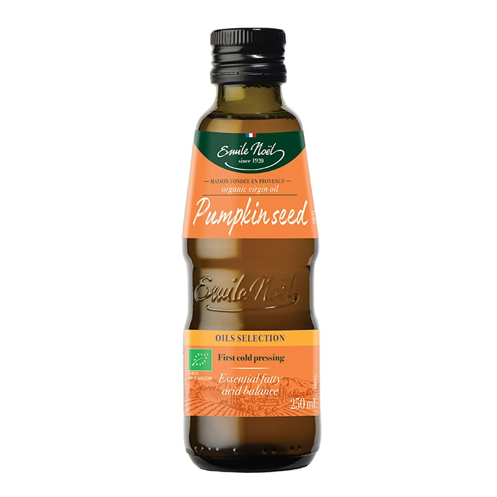 Emile Noel Organic Pumpkin Seed Oil 250ml