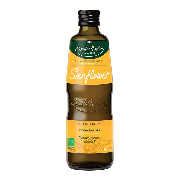Emile Noel Organic Sunflower Oil 500ml