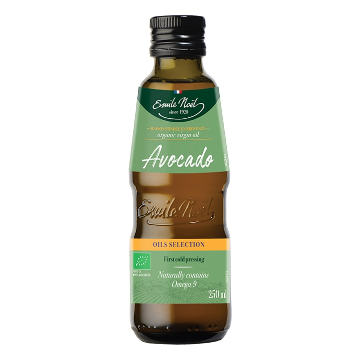 Emile Noel Organic Avocado Oil 250ml