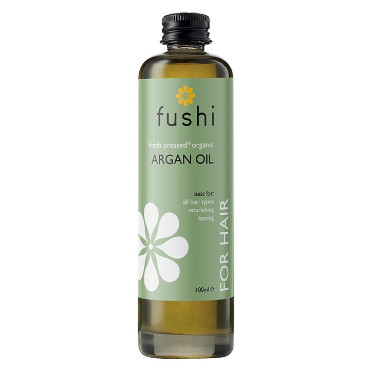 Fushi Argan Moroccan Organic Oil Virgin 100ml