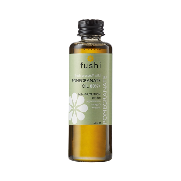 Fushi Pomegranate Seed Oil Virgin 50ml