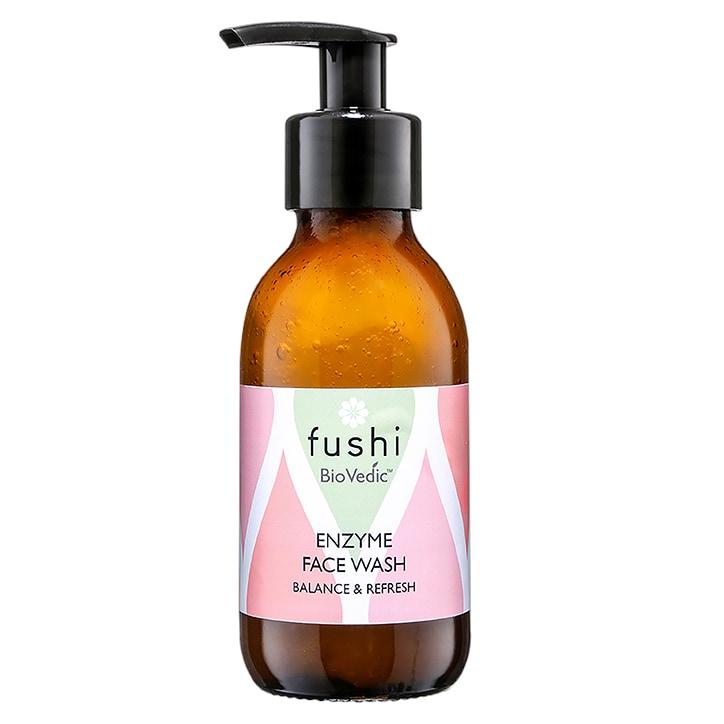 Fushi BioVedic Enzyme Exfoliating Face Wash 150ml