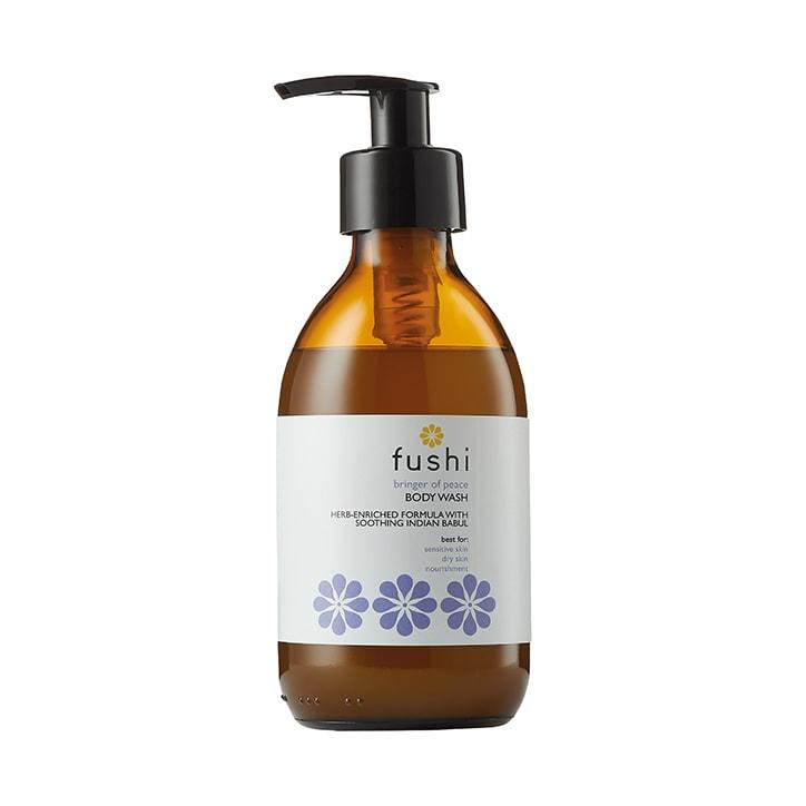 Fushi Bringer of Peace Herbal Body Wash for Sensitive Skin 230ml