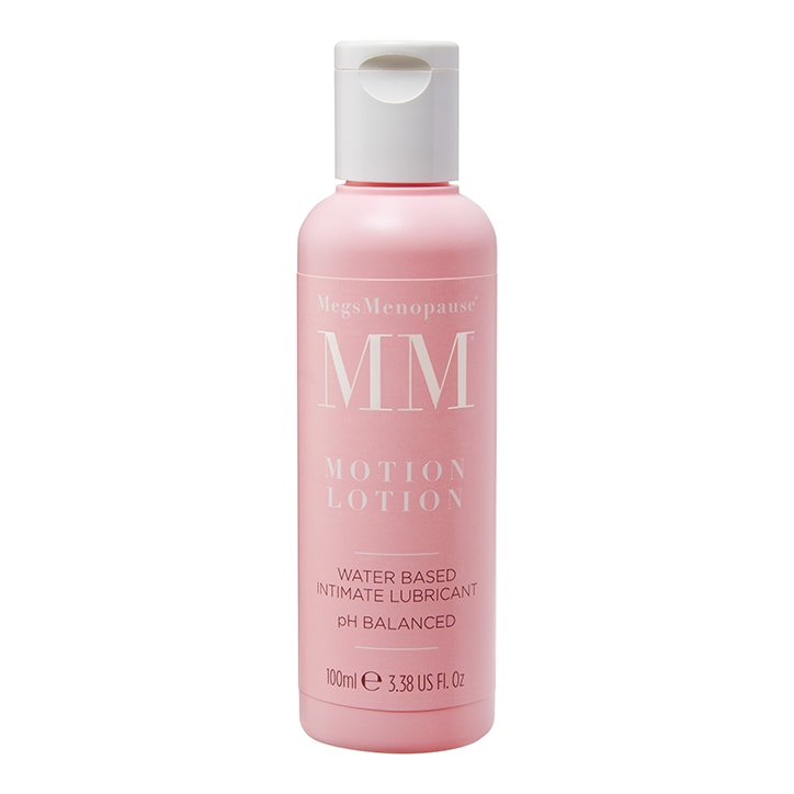 Meg's Menopause Motion Lotion Water Based Lubricant 100ml