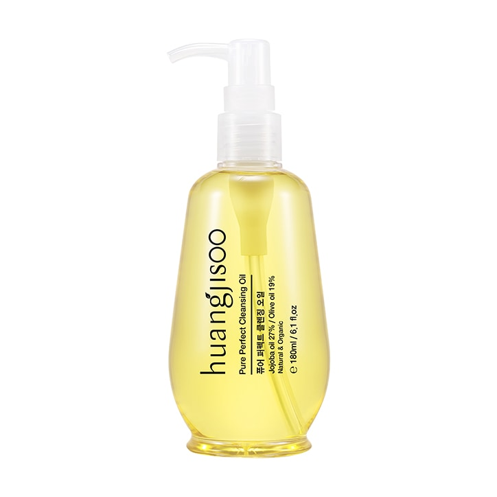 Huangjisoo Pure Perfect Cleansing Oil 180ml