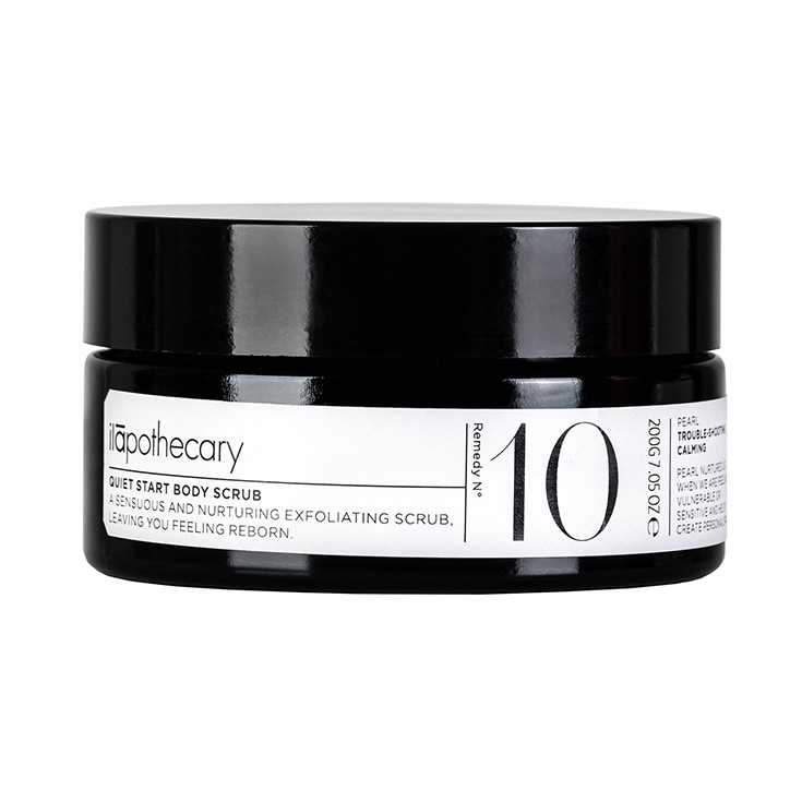 Ilapothecary Quiet Start Body Scrub 200g