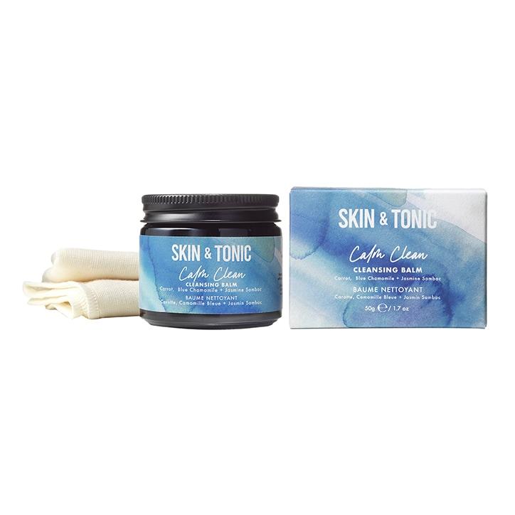 Skin & Tonic Calm Clean Cleanser 50g