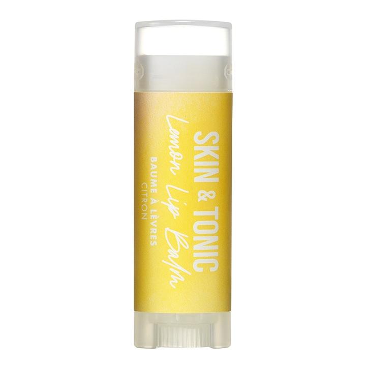 Skin & Tonic - Lemon Lip Balm  4.3g