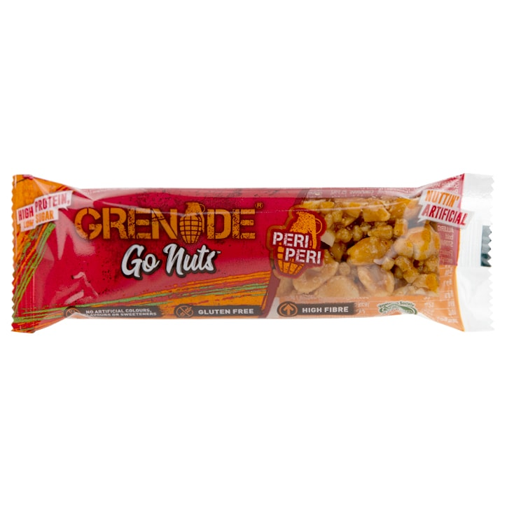 Carb Killa Go Nuts Piri Piri 40g