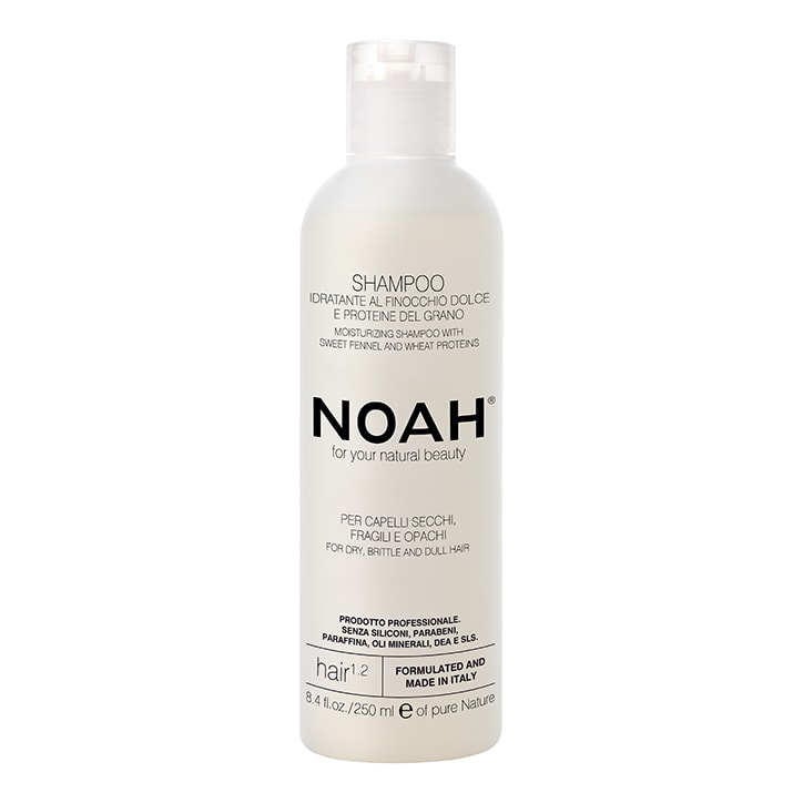 Noah Moisturizing Shampoo - Sweet Fennel - 250ml