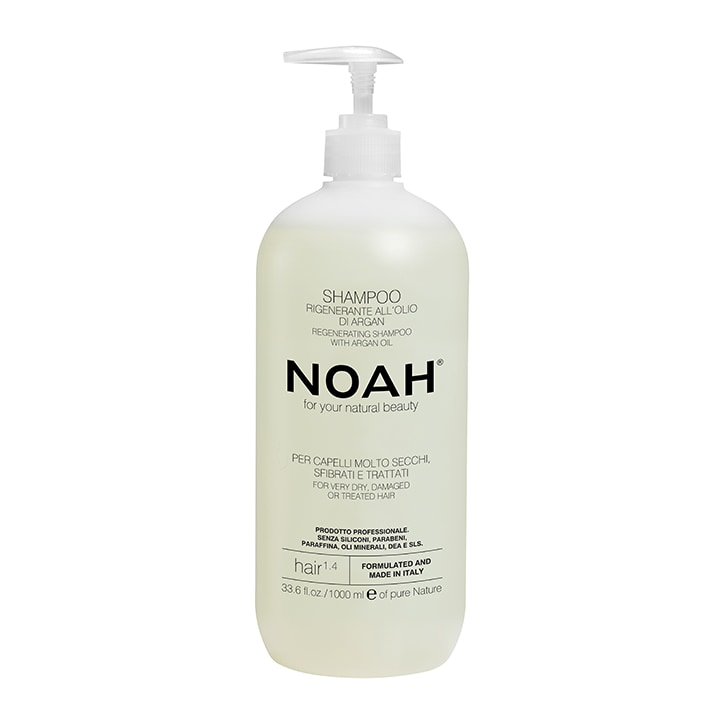 Noah Regenerating Shampoo - Argan Oil - 1000ml