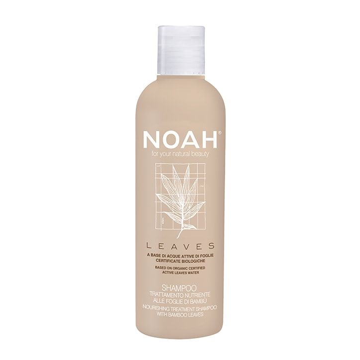 Leaves Nourishing Shampoo - Bamboo