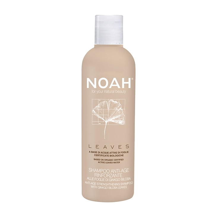 Noah Leaves Strengthening Shampoo - Ginkgo 250ml