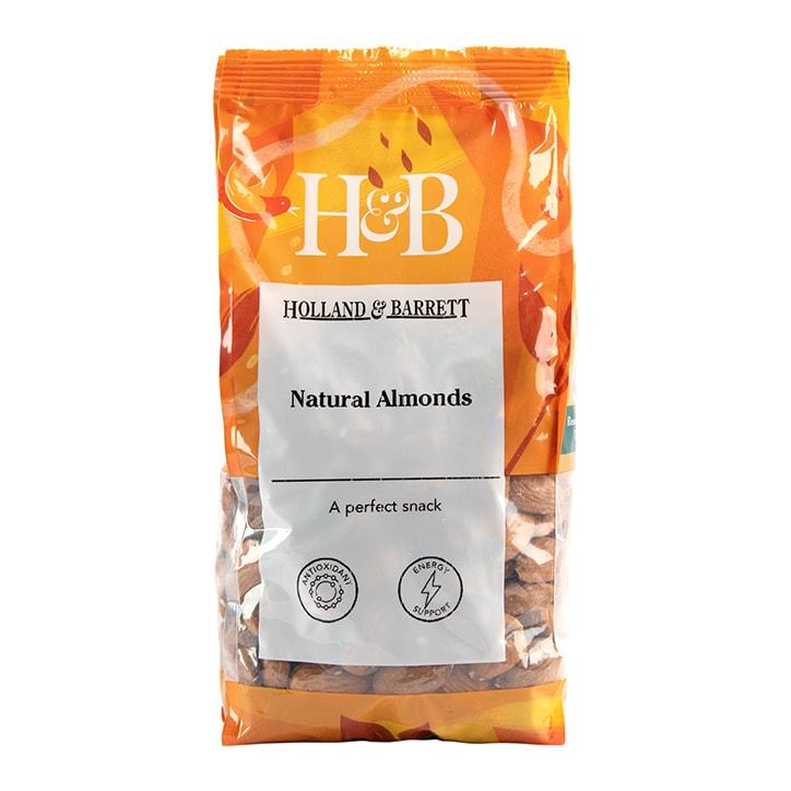 Holland & Barrett Natural Almonds 425g