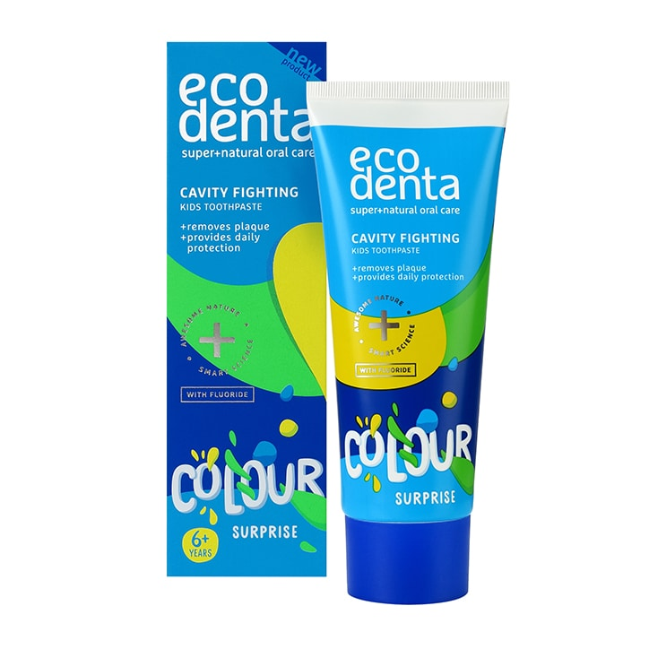 Ecodenta Colour Surprise Kids Toothpaste