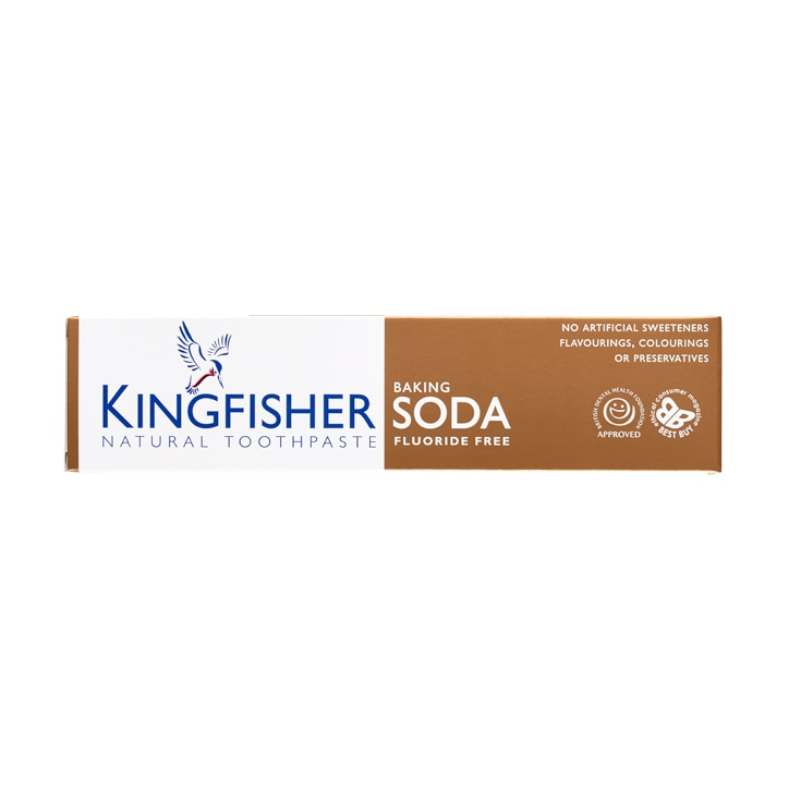 Kingfisher Baking SodaToothpaste 100ml