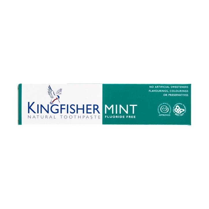 Kingfisher Mint Fluoride-Free Toothpaste