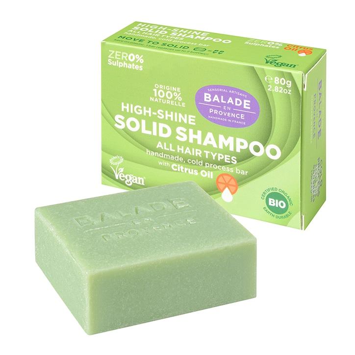 Balade en Provence Solid Shampoo - High Shine 80g