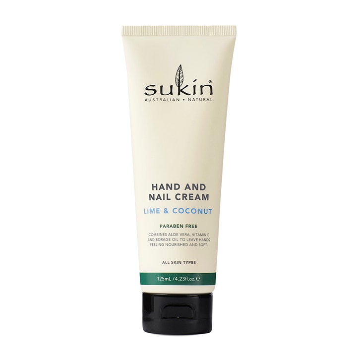 Sukin Lime & Coconut Hand Cream