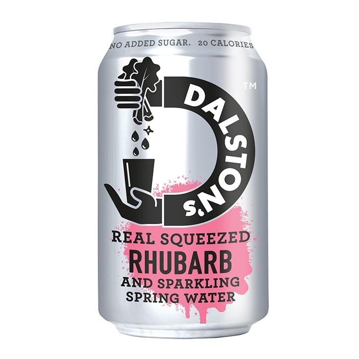 Dalston's Fizzy Rhubarb Drink 330ml