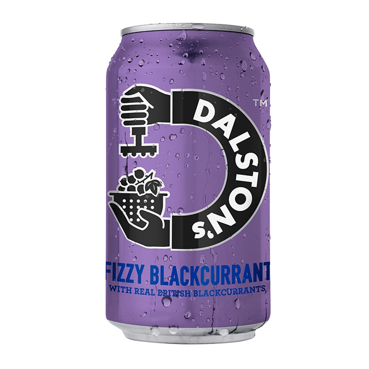 Dalstons Fizzy Blackcurrant 330ml