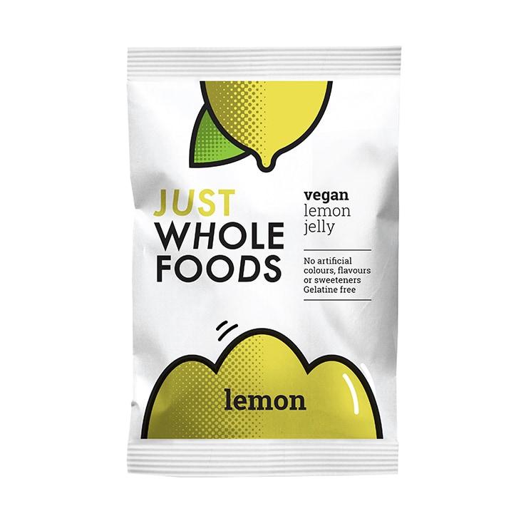 Just Wholefoods Vegan Lemon Jelly 85g