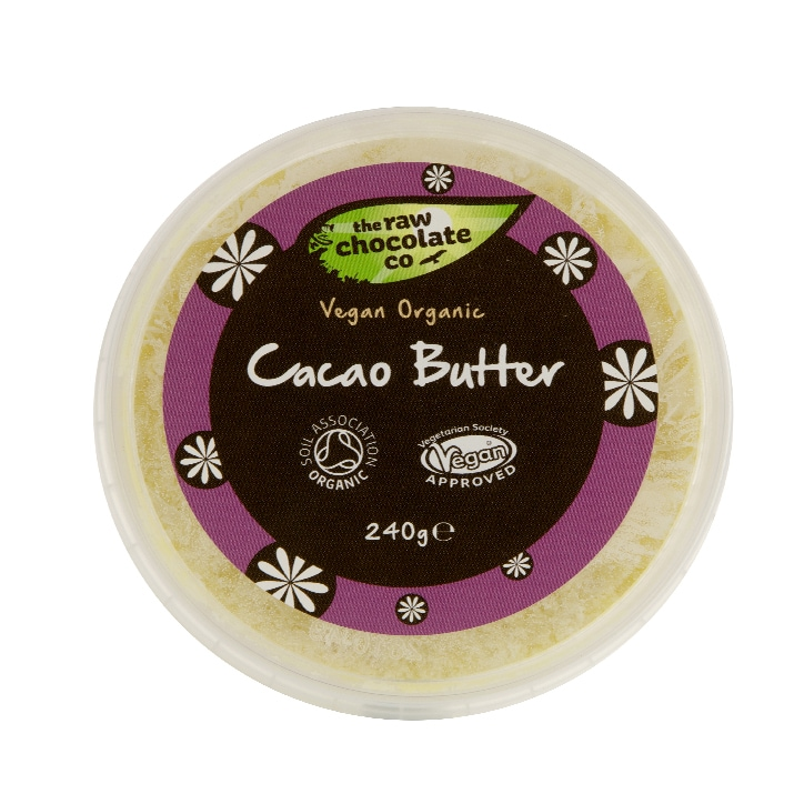 The Raw Chocolate Company Cacao Butter