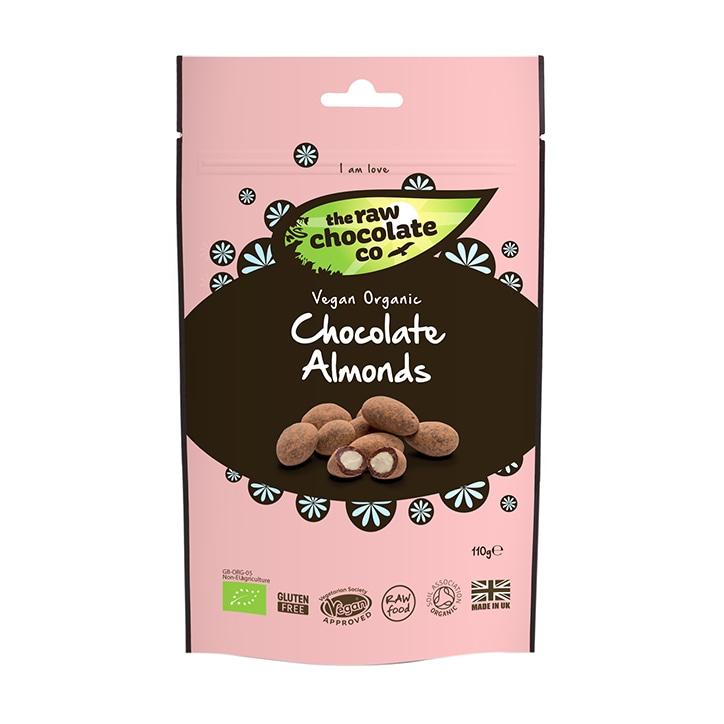 The Raw Chocolate Company Raw Chocolate Almonds 110g