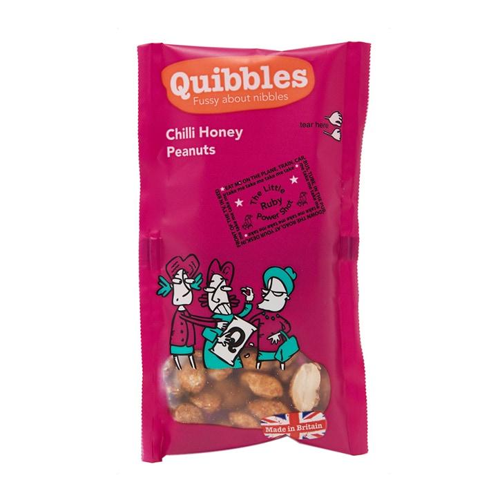 Quibbles Chilli Honey Peanuts