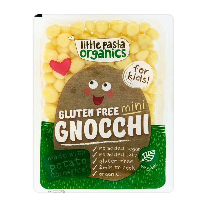 Little Pasta Org Gluten Free Mini Gnocchi 250g