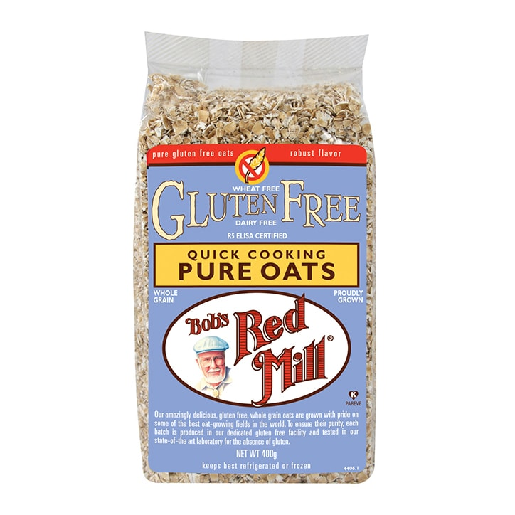 Bobs Red Mill Pure Quick Oats