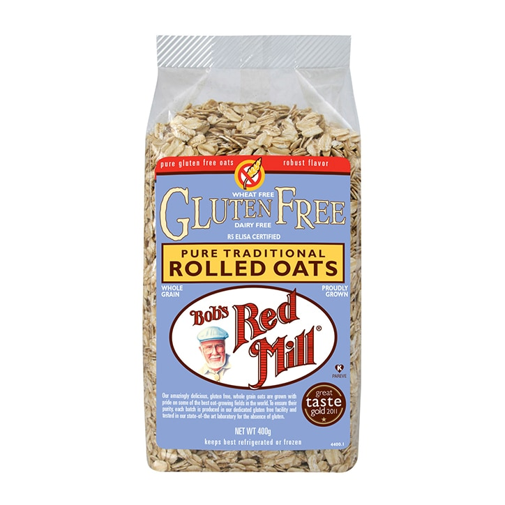 Bobs Red Mill Pure Rolled Oats