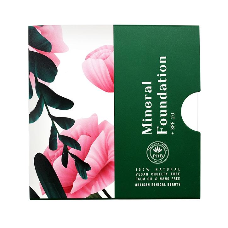 Pressed Mineral Foundation - Cocoa 16g