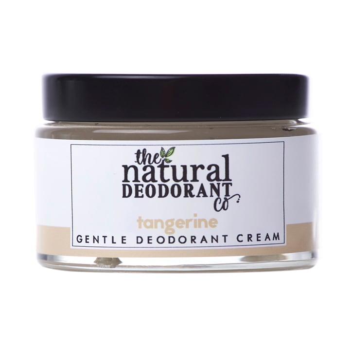 The Natural Deodorant Co Gentle Deodorant Cream - Tangerine 55g