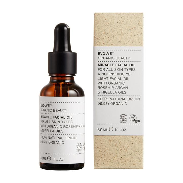 Evolve Miracle Facial Oil 30ml