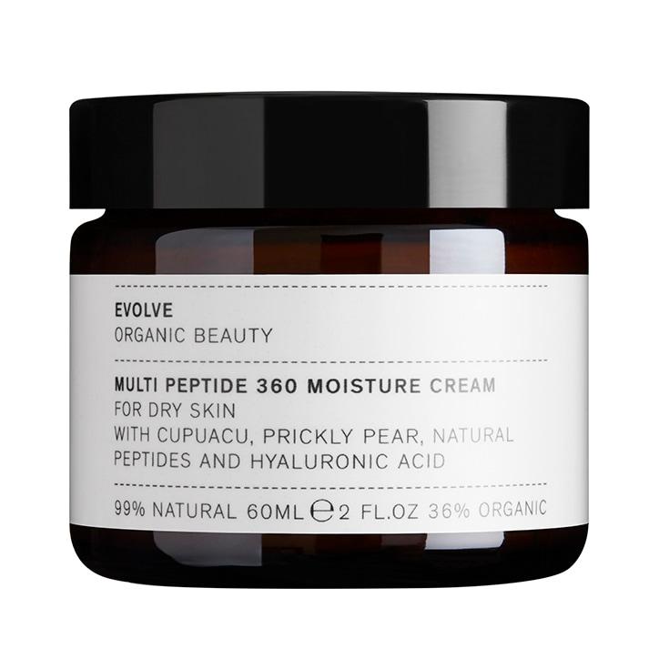 Evolve Multi-Peptide 360 Moisture Cream 60ml