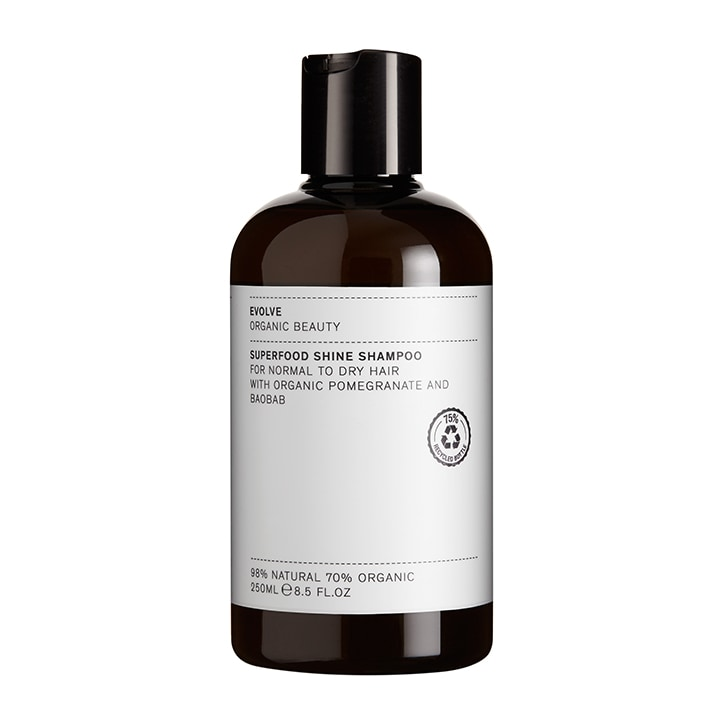 Evolve Superfood Shine Shampoo